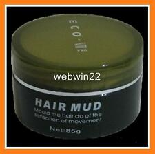 ECO - VII PRO Hair Mud 85g Cantaloup molding clay paste gel wax hair salon style