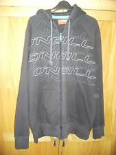 Mens O'Neill hoodie / sweat top - 2 XL (more like XL) Brown