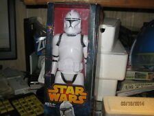 Star Wars Clone Trooper Collector Series-12 Inch-FREE SHIPPING