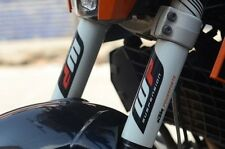 KTM DUKE 125 / 200 / 390  WP suspension Fork sticker  (2 units / a pair )