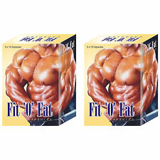 Best Herbal Supplements For Weight Gain In Men And Women 100 FitOFat Capsules