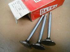 Fiat 131 1300 cc engine exhaust valves x 3 (three )  DATRA 4356305 Italy