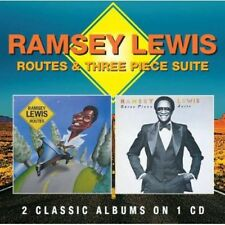 Routes/Three Piece Suite - Ramsey Lewis (2013, CD NIEUW)