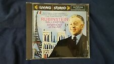 RUBINSTEIN - WALLENSTEIN SYMPHONY OF THE AIR. CD RCA VICTOR