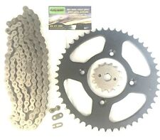 HONDA XR100R XR 100 R NEW SPROCKET & NON O-RING CHAIN SET 14/50 1985 - 2003