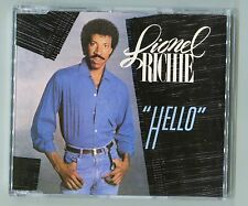 Lionel Richie cd-maxi HELLO + ALL NIGHT LONG © 1983/2000 EU-2-track-CD 156 666-2