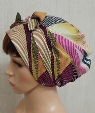 Sleeping head wear head wrap surgical cap womens head scarf bonnet hair scarf