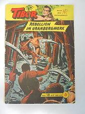 1x Comic - Tibor Nr. 18 - Lehning - Zustand 3/3-