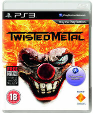 Twisted Metal ~ PS3 (in Great Condition)