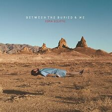 BETWEEN THE BURIED AND ME Coma Ecliptic CD+DVD NEW .cp