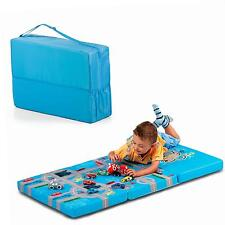 Hauck Sleeper Travel Cot Folding Mattress and Playmat - 60 x 120 cm, Playpark