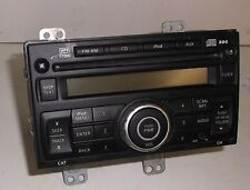 2012 11 12 13 NISSAN ROGUE A/M F/M STEREO CD PLAYER RECEIVER 51K