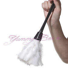 Feather Duster Fancy Dress French Maid Women Hen Night Costume Outfit Rocky Sexy