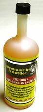 """Mechanic In A Bottle Gas Fuel Additive Treatment """"Fuel System Fix All"""" B3C 2-024"""