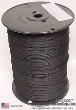 1000' 1/8 100% Dacron Polyester Rope, Doomsday Prepper, Dipole Antenna, Longwire