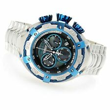 @NEW Invicta Reserve Blue Thunderbolt Swiss Movt Chronograph Watch 21343
