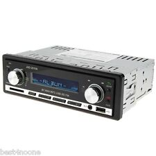 12V Bluetooth V2.0 Car Audio Stereo MP3 Player Radio In-dash Support USB AUX