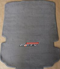 NEW! Carpet Grey Trunk Mat 2016-2017 Camaro Embroidered 50TH Fifty Anniversary