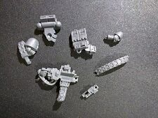 Warhammer 40k Space Wolves Long Fangs Heavy Bolter Bits