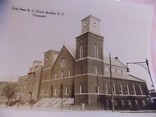 1910 Holy Name Of Jesus Church Windsor Terrace Brooklyn New York City NYC Photo