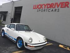 Porsche: 911 2dr Coupe