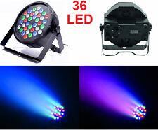 PAR 36 LED strobo,stroboscopica disco discoteca DJ,faro PAR led, DMX 512 luce