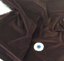 1 Metre of Dress Making Cotton Velvet - Choose From 16 Different Colours