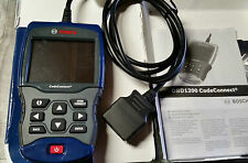 BOSCH Enhanced Auto Scanner OBD II CAN ABS AIRBAG SRS LIVE DATA Scan Tool