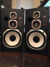 Vintage Fisher Studio Standard DS-816  Speakers