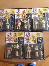 The real ghostbusters Ecto Glow Heroes 5 pack unopened MOC and unpunched