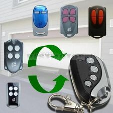 4 Buttons Transmitter Garage Door Remote Control Fob Rolling Code For 433.92Mhz