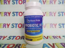 Puritans Pride Probiotic Acidophilus 20 Billion, 120caps Probiotic 10
