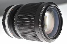 Nikon Nikkor 35-105mm f/3.5-4.4 Ai-s zoom. EXC++ cond. +filter+hood.