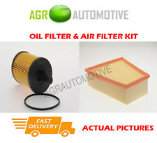 DIESEL SERVICE KIT OIL AIR FILTER FOR SKODA ROOMSTER SCOUT 1.4 80 BHP 2006-10