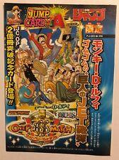 One Piece OnePy Berry Match W Promo PJ-011-W PR