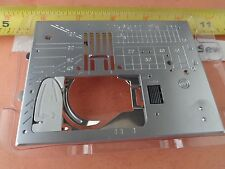 NEEDLE PLATE Elna 860 Janome MC15000 Horizon,MC8900QCP,MC9900,Skyline #861606005