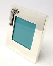 """4"""" PHOTO FRAME CHARLES RENNIE MACKINTOSH Silver Plated Perfect Gift BRAND NEW"""