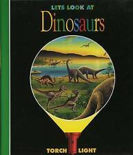 Acceptable, Let's Look at Dinosaurs (First Discovery/Torchlight), Donald Grant,
