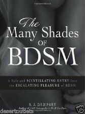 NEW! The Many Shades of BDSM by B.J. Dempsey [Paperback]