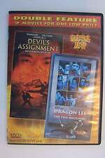 Double Feature: Devil's Assignment/Dragon Lee vs The Five Brothers DVD