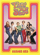 That 70s Show - Season 1 DVD, 2004, 4-Disc Set