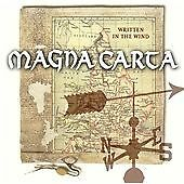 Written In The Wind, Magna Carta, Very Good Condition