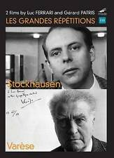 Les Grandes Repetitions: Olivier Messiaen/Cecil Taylor/Karlheinz Stockhausen...