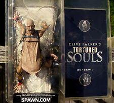 Mongroid VI Action Figure 2001 Clive Baker's Tortured Souls Spawn McFarlane Toys