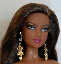 BARBIE 50TH ANNIVERSARY  + ROBE DYNASTY ALEXIS NEUVE / MODEL MUSE AA