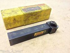 Sandvik CRSNL 2525M 12 Left Hand Ceramic Insert Lathe Turning Tool In Box (vIT72