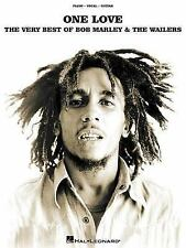 One Love: The Very Best Of Bob Marley And The Wailers PVG. Partitions pour Pian