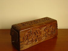 Antique Malay Fishermen Tackle Box