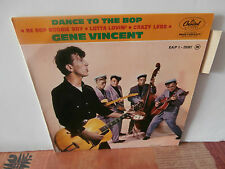 "gene vincent""dance to the bop""ep7""or.fr.capitol:eap1-20387.label:vert.languette"