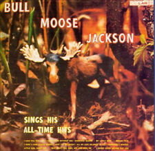 Bull Moose Jackson - Sings His All Time Hits CD / Lucky Millinder Billy Eckstine